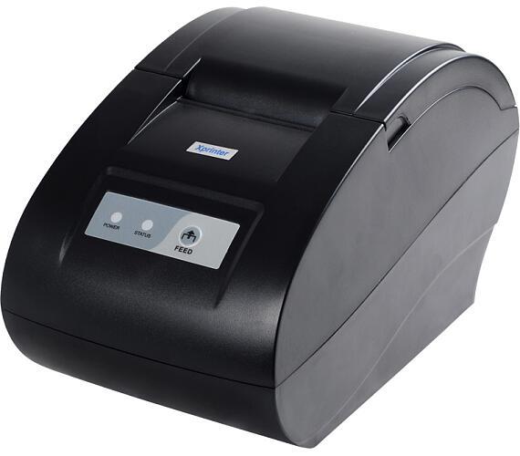 Xprinter pokladní termotiskárna 58-IIN + DOPRAVA ZDARMA