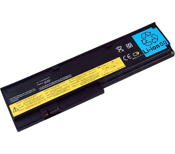 TRX baterie Lenovo/ IBM/ 4400 mAh/ pro ThinkPad X200/ 7454/ 7455/ 7458/ X200s 7465/ X200si/ X201/ X201i/ X201s/ 3323