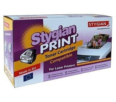 STYGIAN Tonerová kazeta (Black/1500 stran/1870B002) pro Canon CRG712 (3305008020/3301008020)