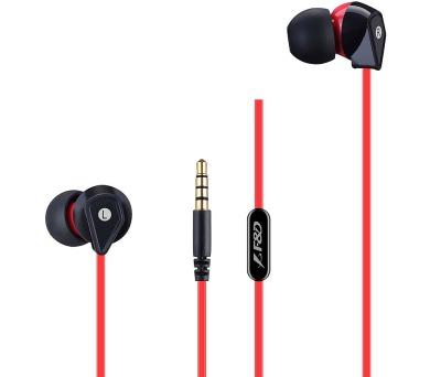 FENDA F&D headset Anchor E220 Plus/ černočervený (E220 Plus (red))