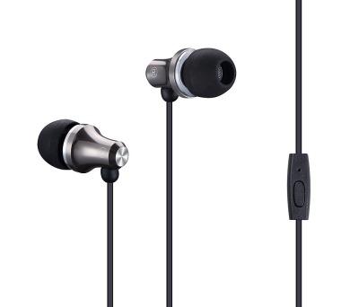 FENDA F&D headset Spiro E260/ kovově šedý (E260 (grey))