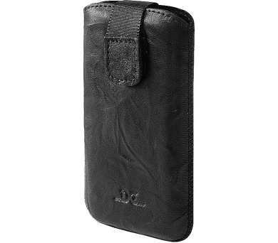 "DC (TOP) Pouzdro XXL+ (4,3"") Protect Washed ČERNÉ (Sony Xp Z1 Compact"