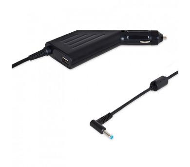 ENERGYLINE Napájecí adaptér do auta pro HP 45W s PINem + DOPRAVA ZDARMA