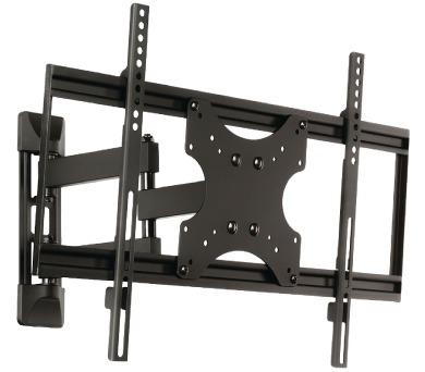 """VALUELINE nástěnný držák pro LCD a TV/ 42 - 65""""/ nosnost 50 kg/ náklon ± 15°/ otáčení 180°/ kloubový (3 klouby) + DOPRAVA ZDARMA"""