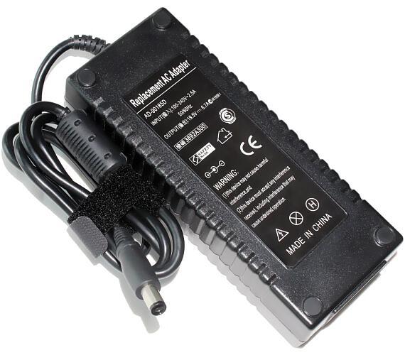 TRX 130W napájecí adaptér/ nabíječka/ DELL/ 19.5V/ 6.7A/ 7.4x5.0mm konektor/ neoriginální (TRX-PA-17