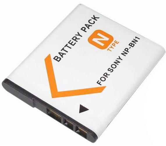 TRX baterie Sony/ 1200 mAh/ pro Cyber-shot DSC-W310/ DSC-W320/ DSC-TX5/ DSC-TX7/ DSC-TX9/ DSC-TX10/ neoriginální (TRX-NP-BN1)