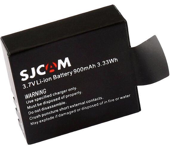 TRX baterie SJCAM/ 900 mAh/ pro SJ4000/ SJ5000/ SJ6000/ M10/ M20/ neoriginální (TRX-BATSJ4000)