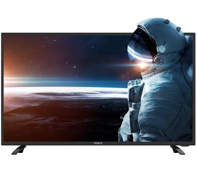 "VIVAX LED TV 55""/ TV-55LE75T2/ Full HD/ 1920x1080/ DVB-T2/ H.265 CRA ověřeno/ 3xHDMI/ 1xUSB/ Hotelový mód"