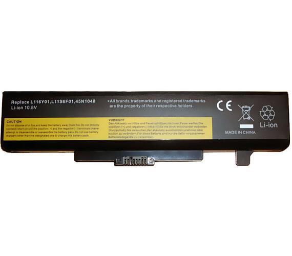 TRX baterie Lenovo/ IBM/ 5200 mAh/ pro B430/ B480/ B485/ B490/ B590/ E430/ /E435 /E530/ E535/ E540/n