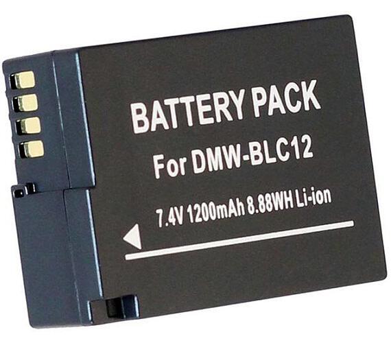 TRX baterie Panasonic/ 1200 mAh/ pro Leica V-LUX 4/ Lumix DMC-FZ1000