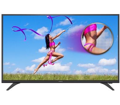 """VIVAX LED ANDROID TV 43""""/ TV-43UD95SM/ Ultra HD 4K/ 3840x2160/ DVB-T2/C/S2/ H.265/ 3xHDMI/ 2xUSB/ Wi-Fi/ Hotelový mód"""