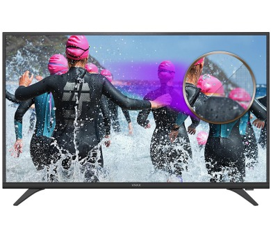 """VIVAX LED ANDROID TV 49""""/ TV-49UD95SM/ Ultra HD 4K/ 3840x2160/ DVB-T2/C/S2/ H.265/ 3xHDMI/ 2xUSB/ Wi-Fi/ Hotelový mód"""