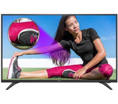 """VIVAX LED ANDROID TV 55""""/ TV-55UD95SM/ Ultra HD 4K/ 3840x2160/ DVB-T2/C/S2/ H.265/ 3xHDMI/ 2xUSB/ Wi-Fi/ Hotelový mód"""
