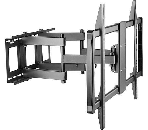"""SUNNE by Elite Screens držák na zeď pro LCD a TV 60 - 100""""/ kloubový/ náklon -15° +5°/ otočení 45°/ nosnost až 80 kg"""