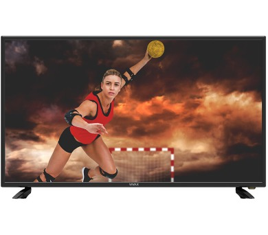 "VIVAX LED ANDROID TV 40""/ TV-40LE77SM/ Full HD/ 1920x1080/ DVB-T2/ H.265/ 3xHDMI/ 2xUSB/ Wi-Fi/ Hote"