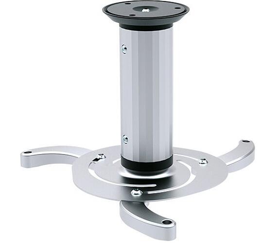 SUNNE by Elite Screens stropní držák pro projektory/ stříbrný/ vzdálenost od stropu 130-320mm