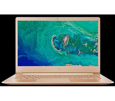 "Acer Swift 5 (SF514-52T-556K) Core i5-8250U/8GB+n/a/256GB+N/14"" FHD IPS Multi-touch LCD/HD Graphics/W10 Home/Gold,,970g"