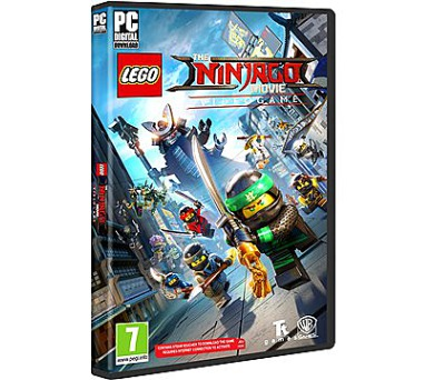 PC - Lego Ninjago Movie Videogame + DOPRAVA ZDARMA