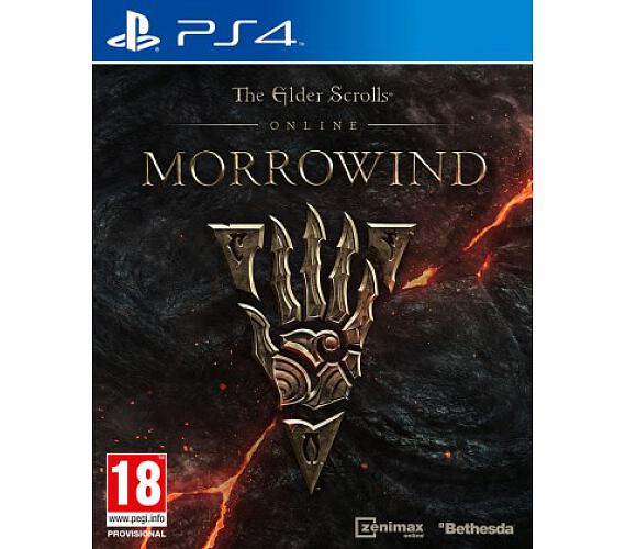 PS4 - The Elder Scrolls Online: Morrowind + DOPRAVA ZDARMA
