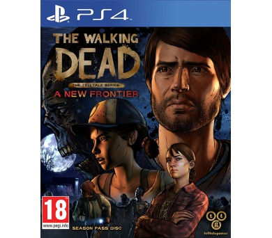 PS4 - Telltale - Walking Dead Season 3 + DOPRAVA ZDARMA