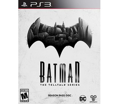 PS3 - Telltale - Batman Game + DOPRAVA ZDARMA