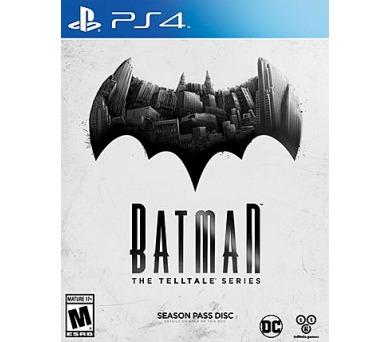PS4 - Telltale - Batman Game + DOPRAVA ZDARMA