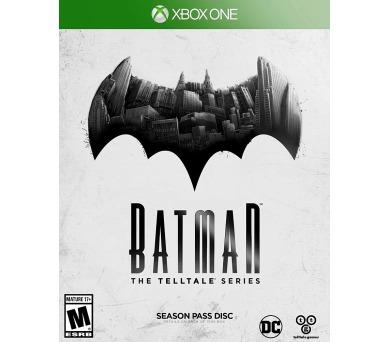 XOne - Telltale - Batman Game + DOPRAVA ZDARMA