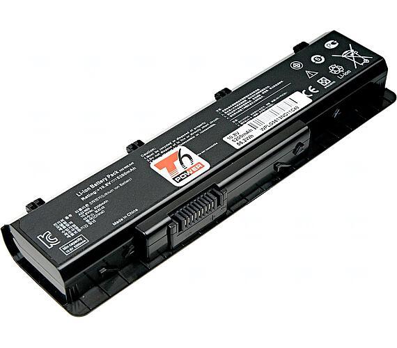 Baterie T6 power Asus N45 + DOPRAVA ZDARMA