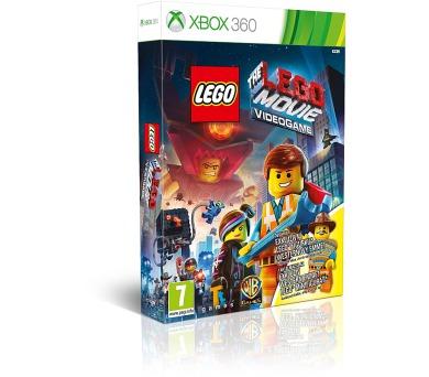 X360 - LEGO MOVIE VIDEOGAME + DOPRAVA ZDARMA