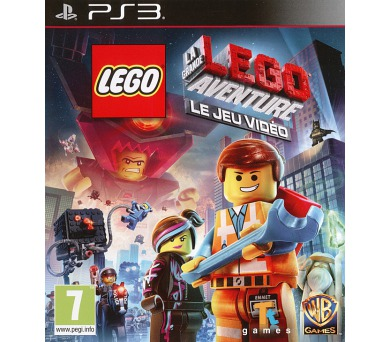 PS3 - LEGO MOVIE VIDEOGAME + DOPRAVA ZDARMA
