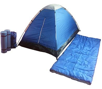 BROTHER campingový set pro dvě osoby. + DOPRAVA ZDARMA
