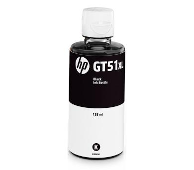HP GT51XL Lahvička inkoustu