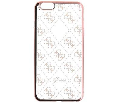 Guess Guess 4G TPU pouzdro Apple iPhone 6/6S