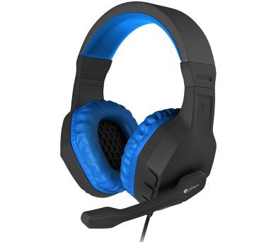 Herní stereo sluchátka Genesis Argon 200,černo-modré