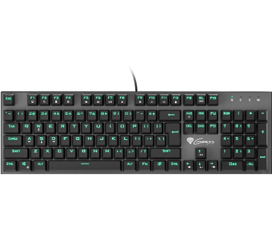 Mechanická klávesnice Genesis Thor 300