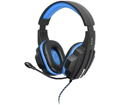 GEMBIRD Herní sluchátka s mik TRACER BATTLE HEROES Expert BLUE