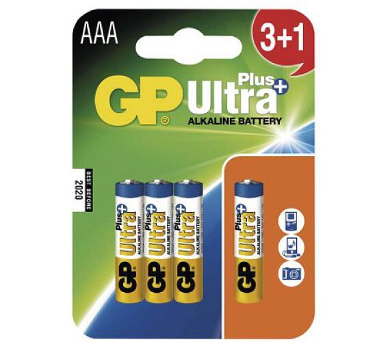 GP Ultra Plus LR03 (AAA)