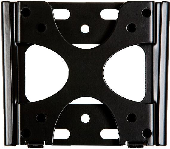 """4W Fixní držák pro LCD 15-22"""" VESA 75/100 20kg BLK (07439-BLK)"""