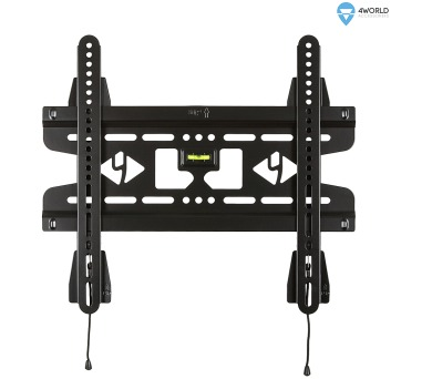 """4W Fixní držák pro LCD 25-42"""" SLIM nosn. 45kg BLK (07473-BLK)"""