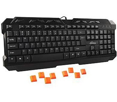 Herní klávesnice Genesis R33