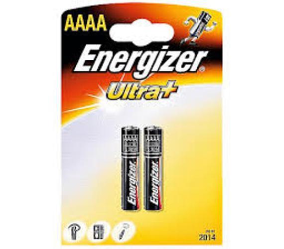 ENERGIZER 638912 Ultra+AAAA/2 633477