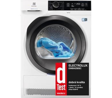 Electrolux EW8H259SCT + až 3 000 Kč zpět a/nebo 50 praní zdarma + DOPRAVA ZDARMA