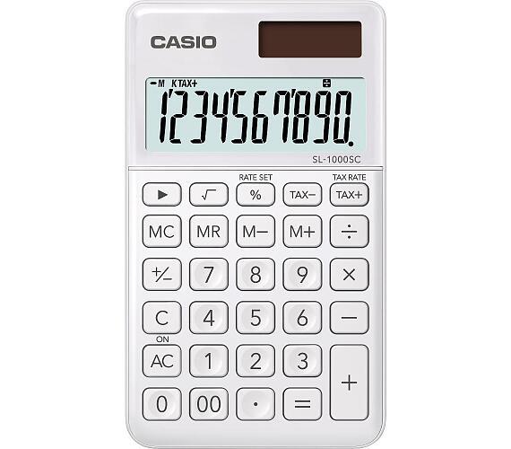 Casio SL 1000 SC WE