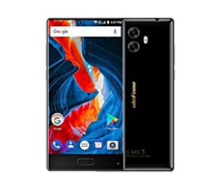 "UleFone smartphone MIX 5.5"" Black 4/64GB Android 7 + DOPRAVA ZDARMA"