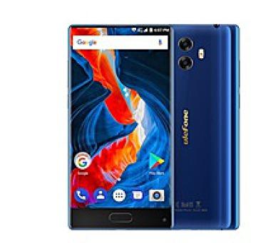 "UleFone smartphone MIX 5.5"" Blue 4/64GB Android 7 + DOPRAVA ZDARMA"