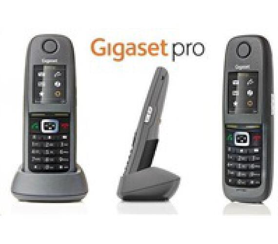 Gigaset Pro Gigaset R650H Pro (S30852-H2762-R121) + DOPRAVA ZDARMA