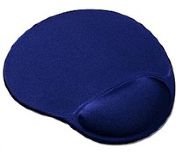 OEM Podložka pod myš gelová (tmavě modrá