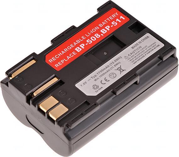Baterie T6 power Canon BP-508