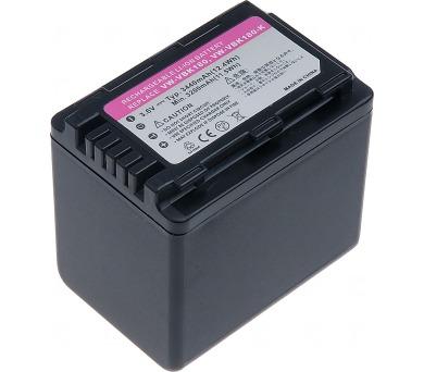 Baterie T6 power Panasonic VW-VBK360 + DOPRAVA ZDARMA