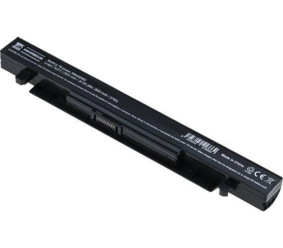 Baterie T6 power Asus X450 + DOPRAVA ZDARMA